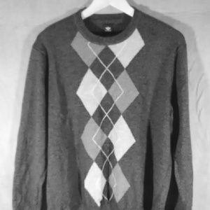 Docker sweater.